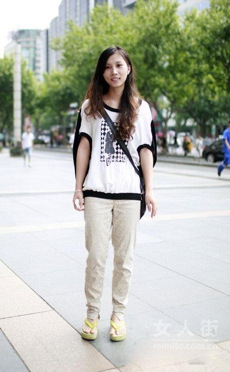 5月初杭州街头潮人抓拍